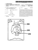 VERTICAL AND HORIZONTAL NASAL SPLINTS AND METHODS OF USE diagram and image