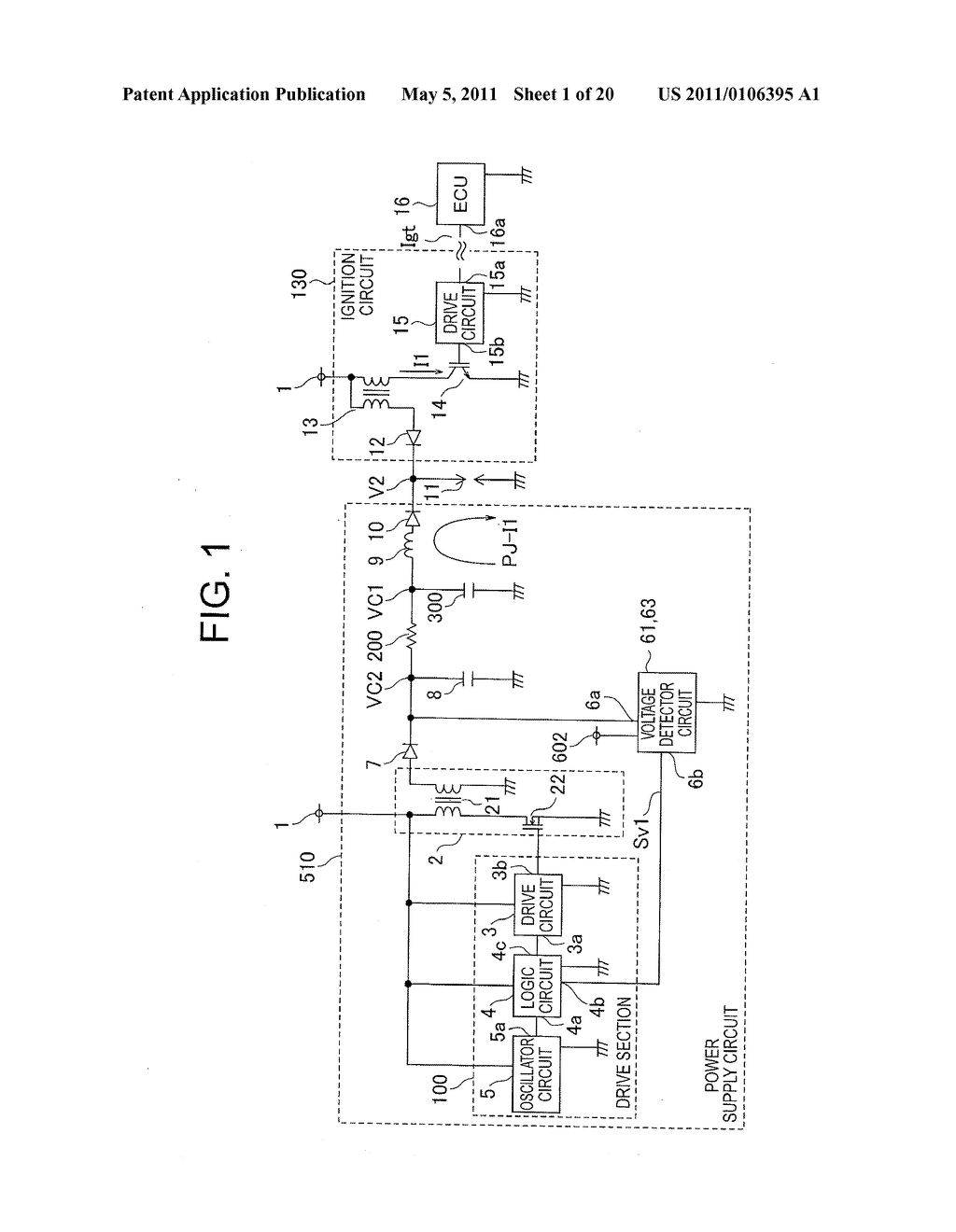 PLASMA IGNITION DEVICE FOR INTERNAL COMBUSTION ENGINE - diagram, schematic,  and image 02