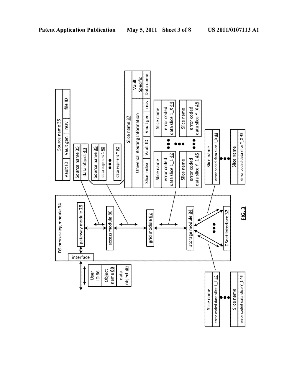 DISTRIBUTED STORAGE NETWORK DATA REVISION CONTROL - diagram, schematic, and image 04