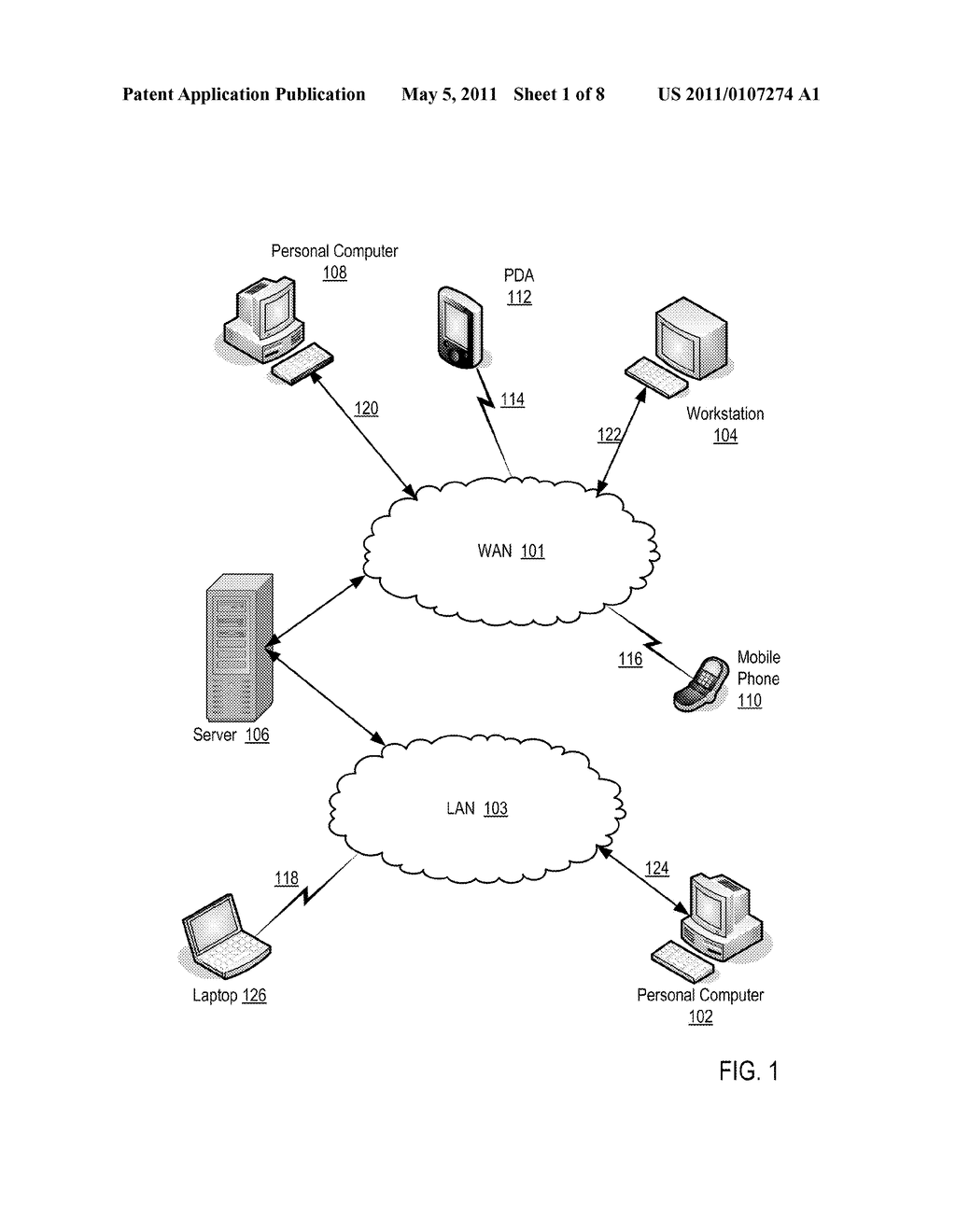 Method Of Graphical Display Of Hierarchical Hardlinks To Files In A File System - diagram, schematic, and image 02