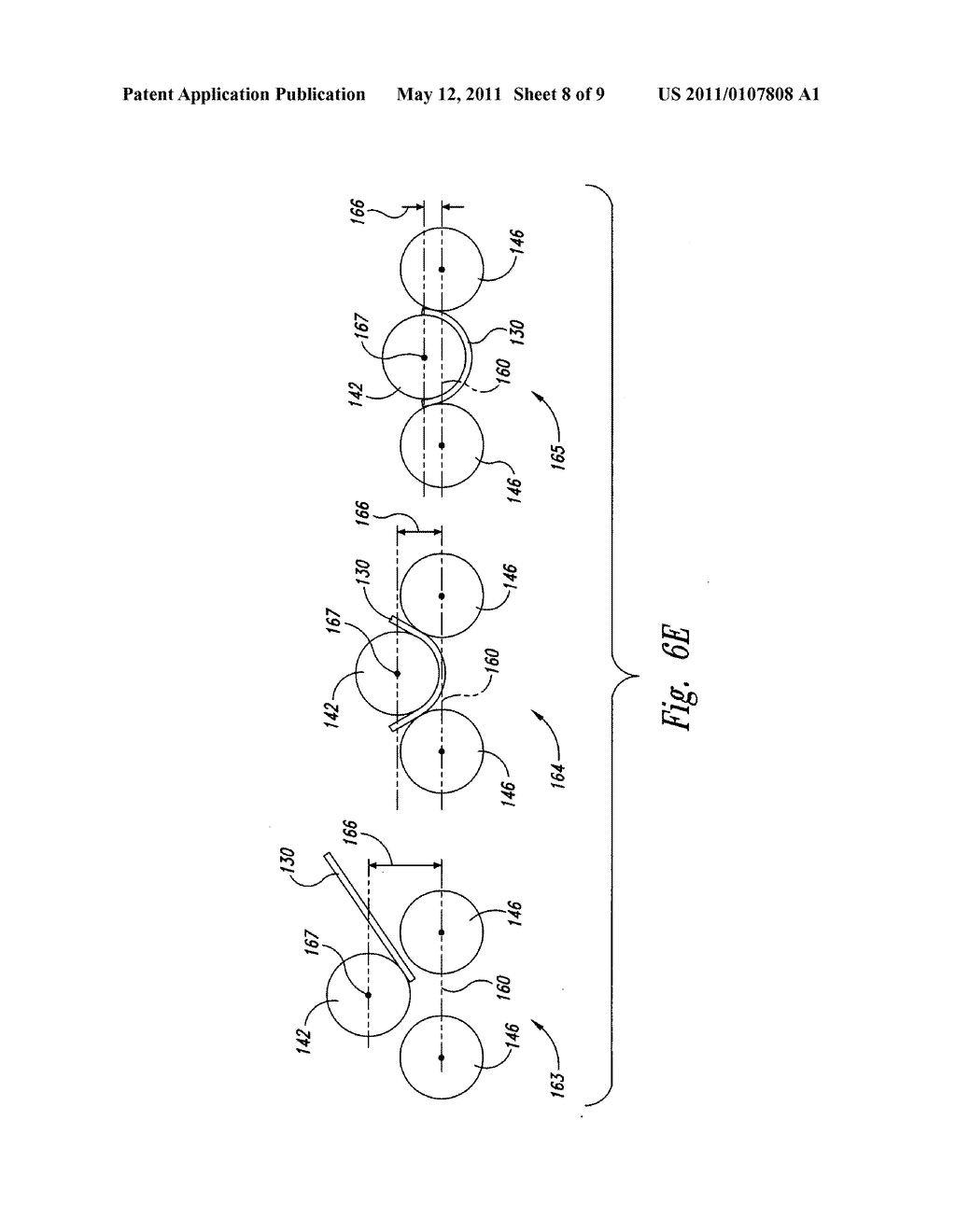 CONTOURED ROLLER SYSTEM AND ASSOCIATED METHODS AND RESULTING ARTICLES OF MANUFACTURE - diagram, schematic, and image 09