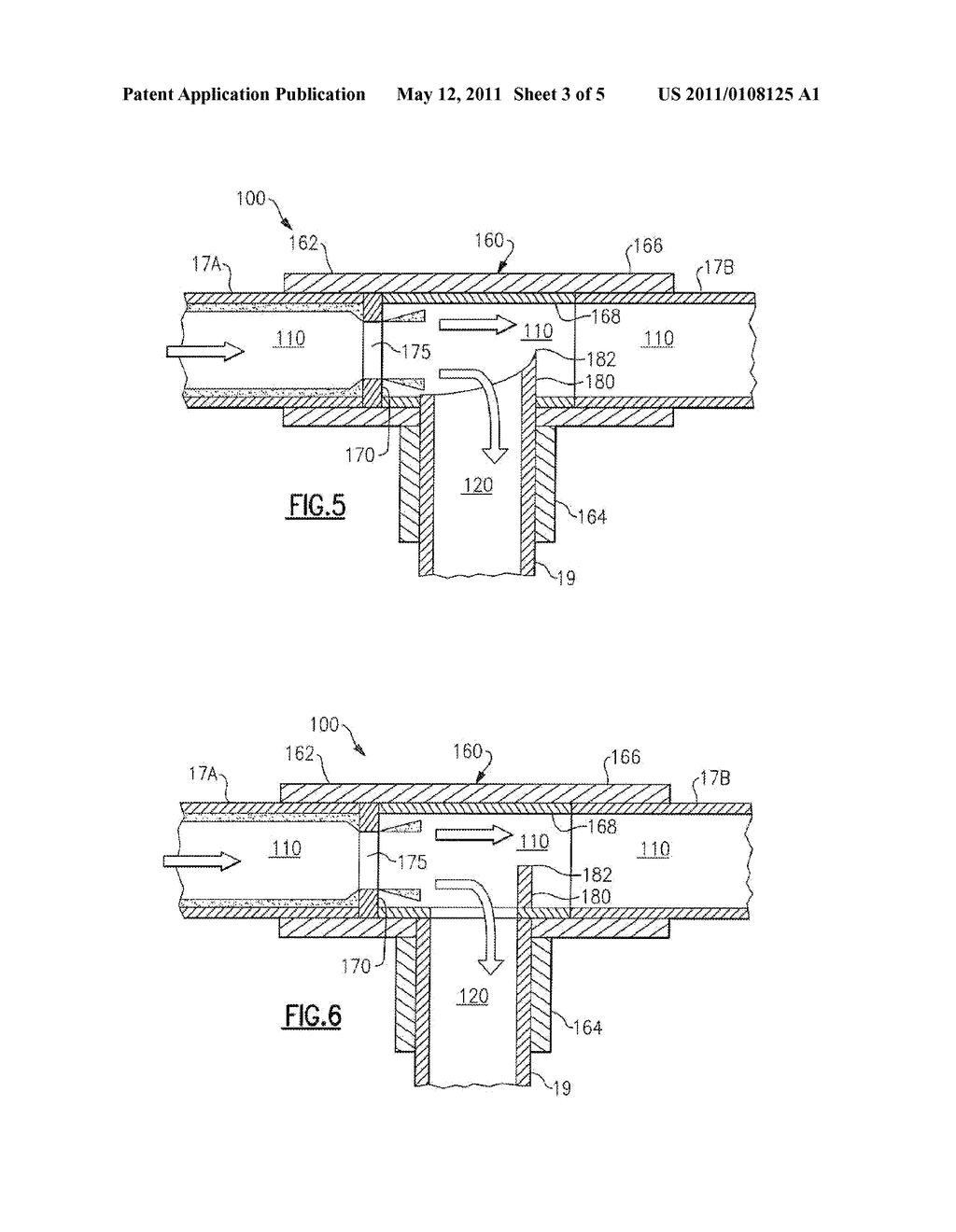 Flow Splitting Device For Annular Two Phase Pipe Flow Diagram