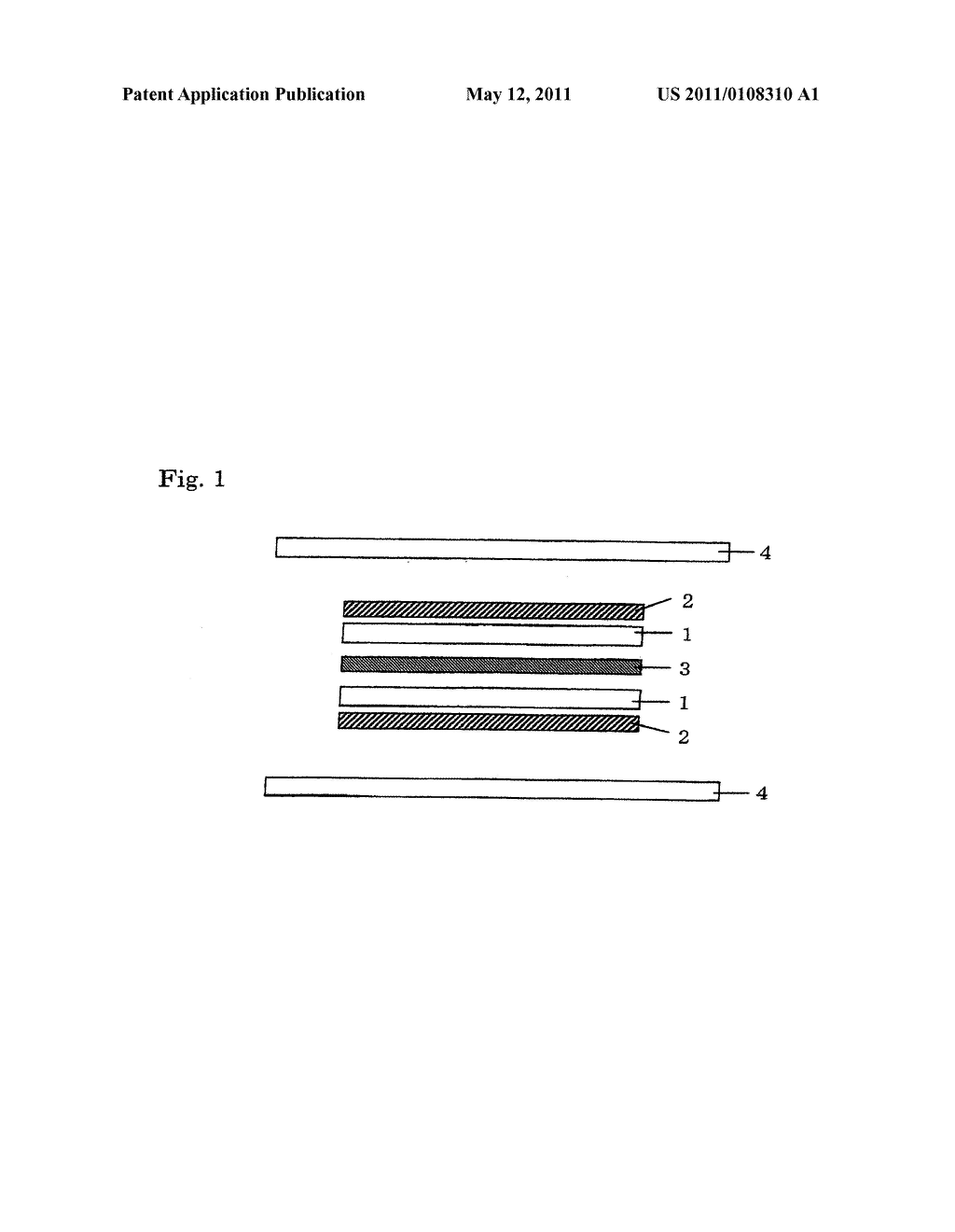 Two Layered Laminate Having Metal Foil Cladded On Its One Surface Wiring Diagram Method For Production Of The Single Sided Printed Board And