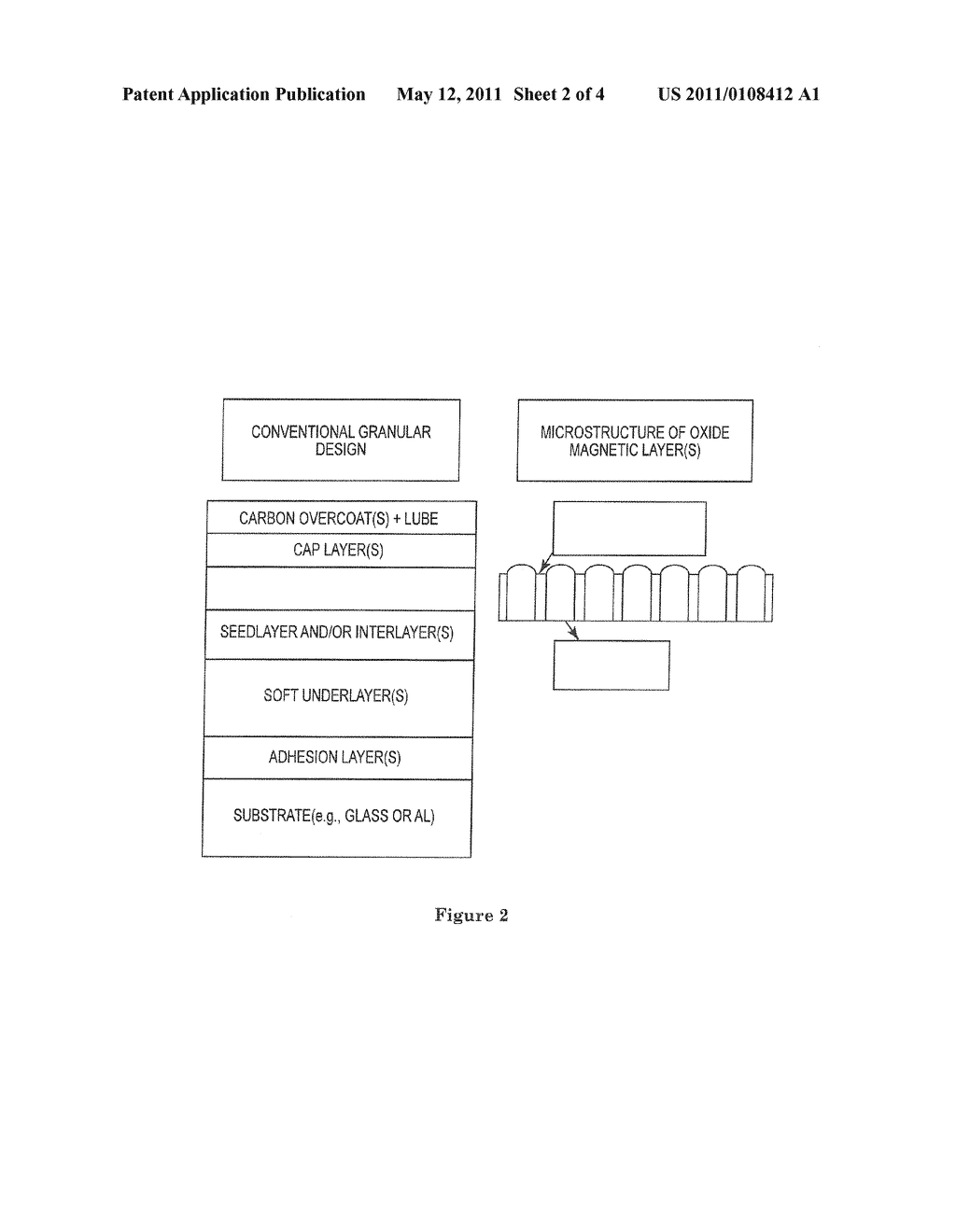 Method to Improve Corrosion Performance of Exchange Coupled Granular Perpendicular Media - diagram, schematic, and image 03