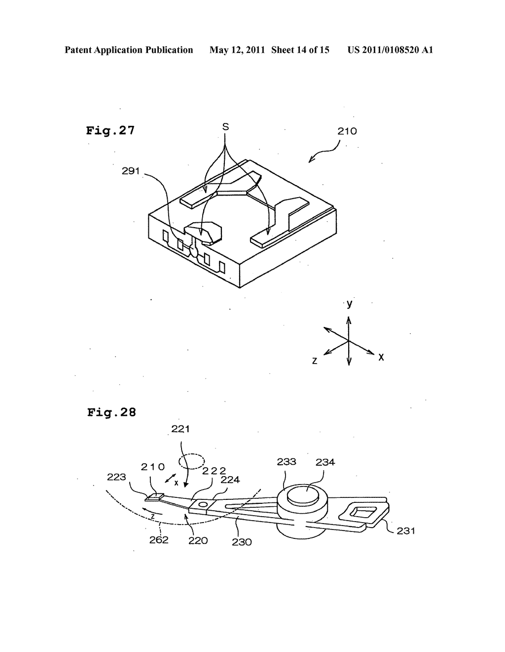 Method for manufacturing perpendicular magnetic head including a main pole surrounded by shield layers - diagram, schematic, and image 15