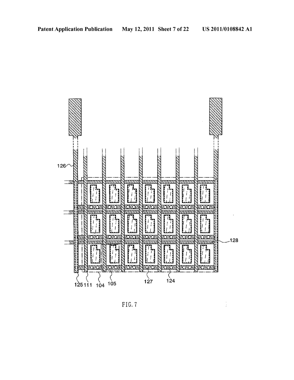 DISPLAY DEVICE AND ELECTRONIC APPARATUS - diagram, schematic, and image 08
