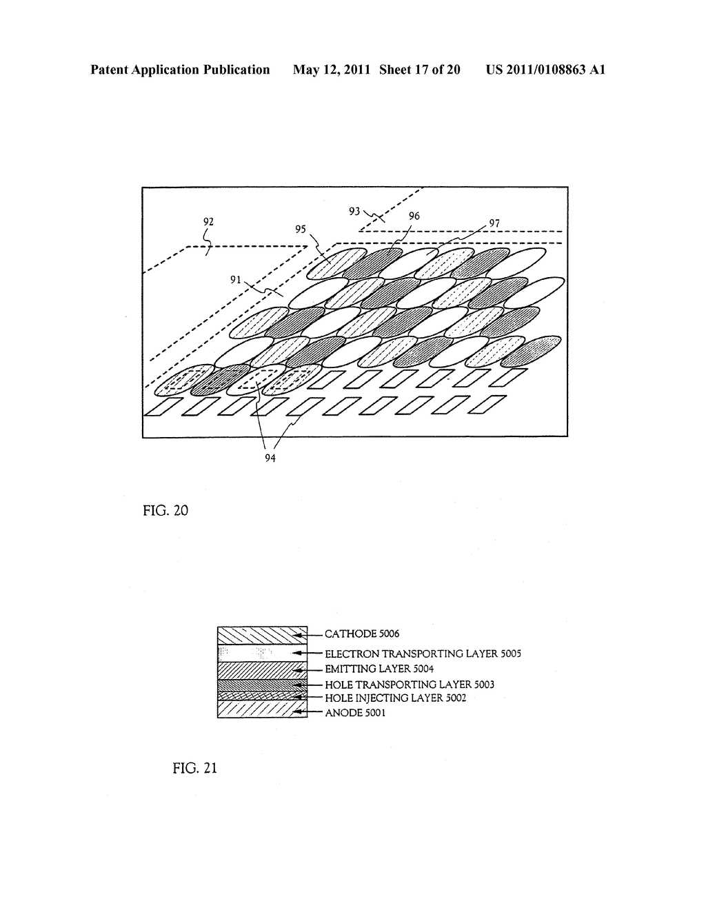 METHOD FOR MANUFACTURING AN ELECTRO-OPTICAL DEVICE - diagram, schematic, and image 18