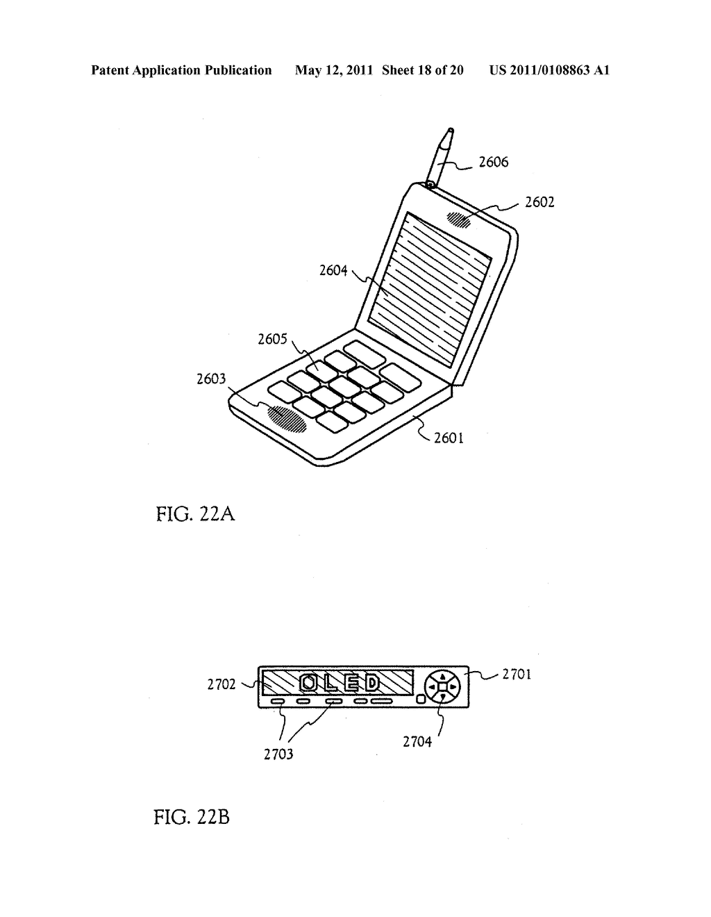 METHOD FOR MANUFACTURING AN ELECTRO-OPTICAL DEVICE - diagram, schematic, and image 19