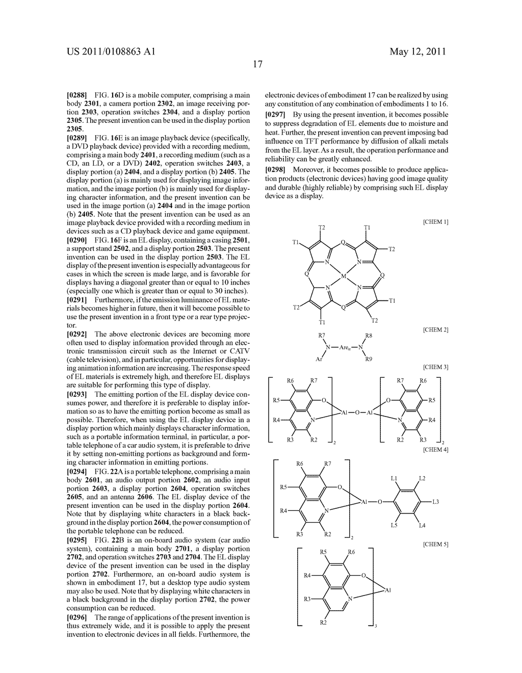METHOD FOR MANUFACTURING AN ELECTRO-OPTICAL DEVICE - diagram, schematic, and image 38