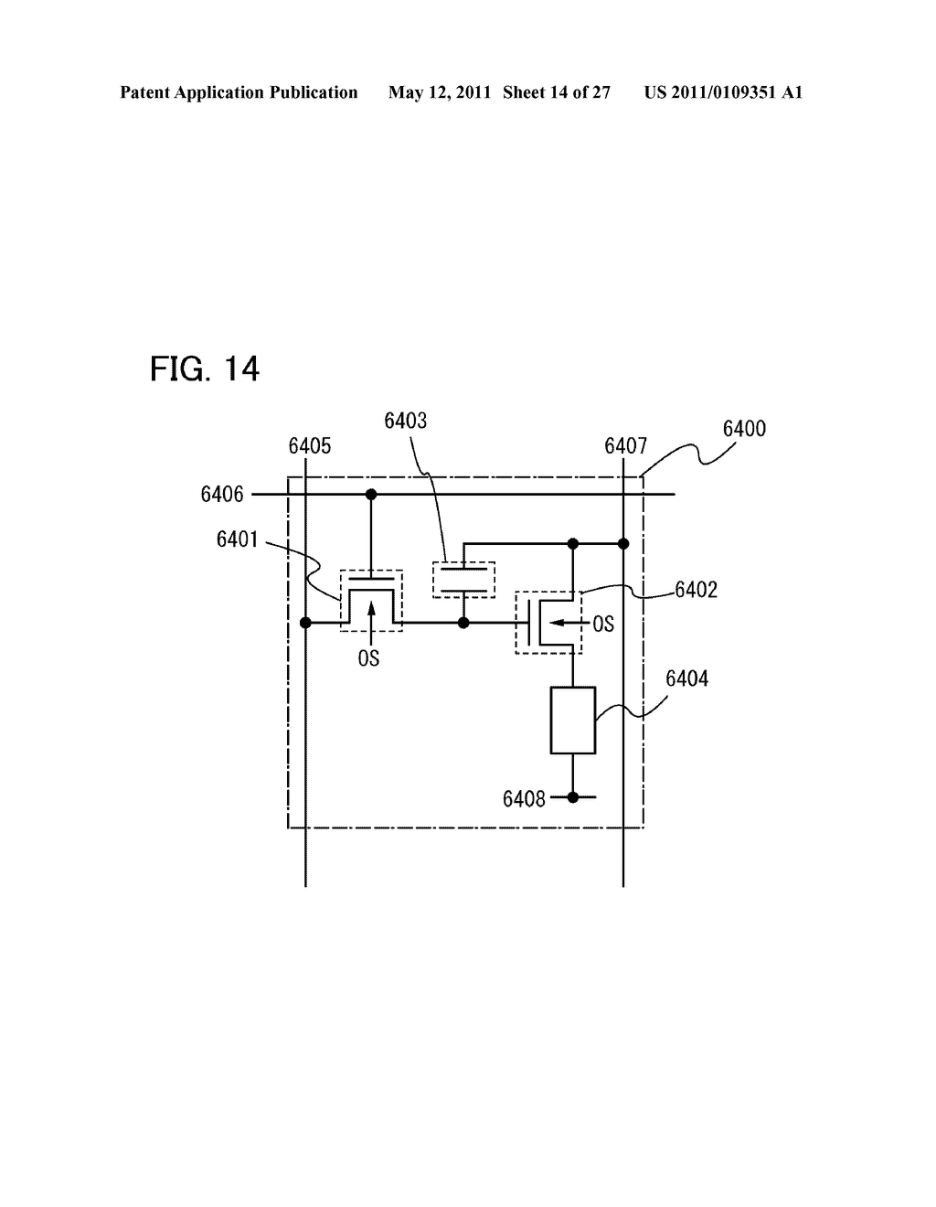 SEMICONDUCTOR DEVICE AND MANUFACTURING METHOD THEREOF - diagram, schematic, and image 15