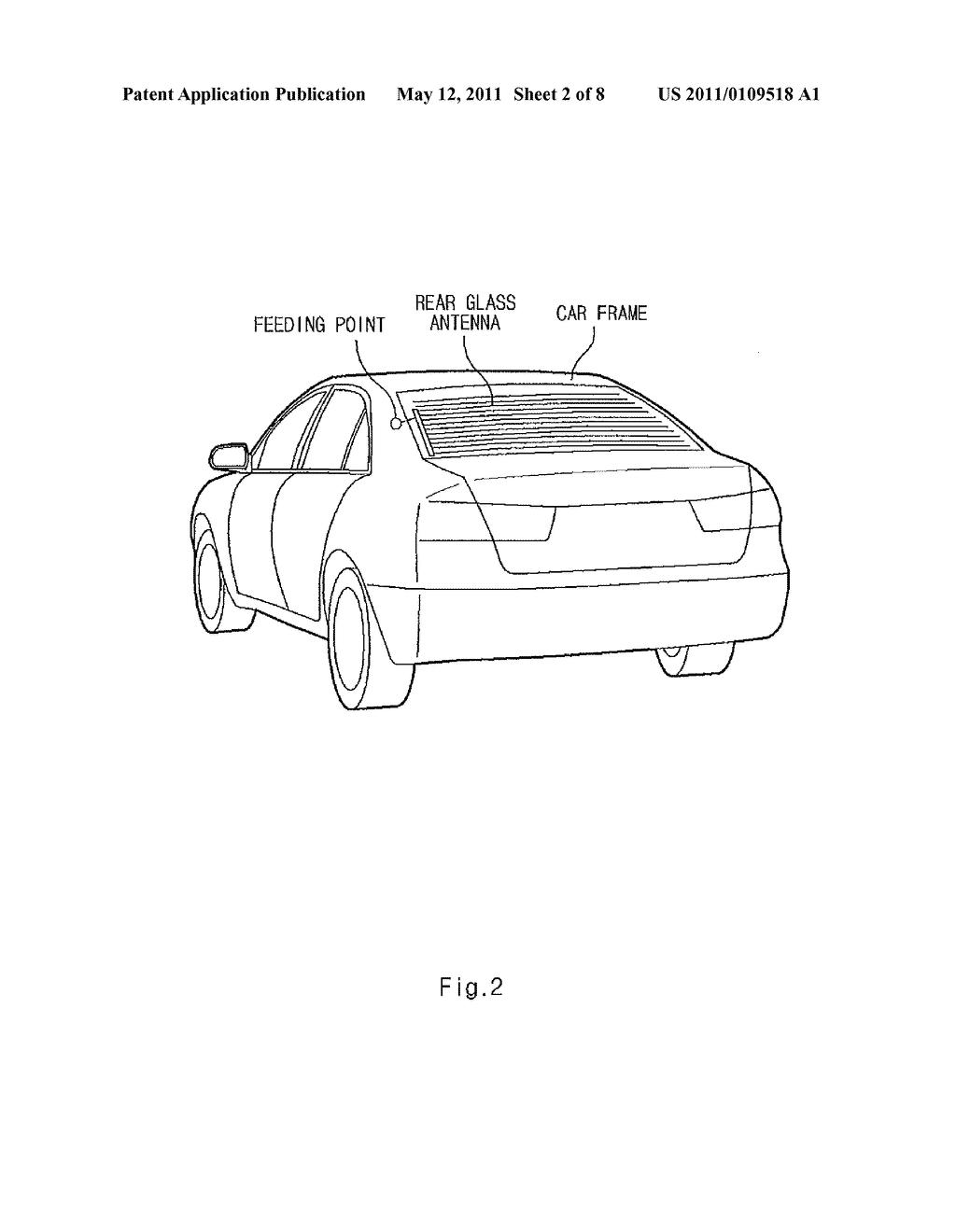 car glas diagram