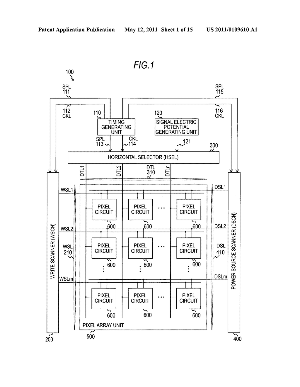 Display device and electronic apparatus - diagram, schematic, and image 02
