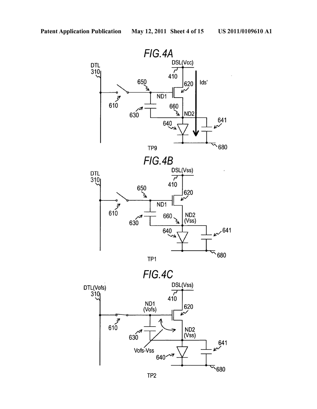 Display device and electronic apparatus - diagram, schematic, and image 05