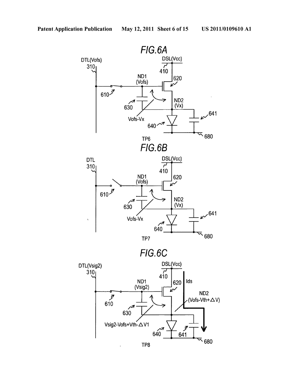Display device and electronic apparatus - diagram, schematic, and image 07