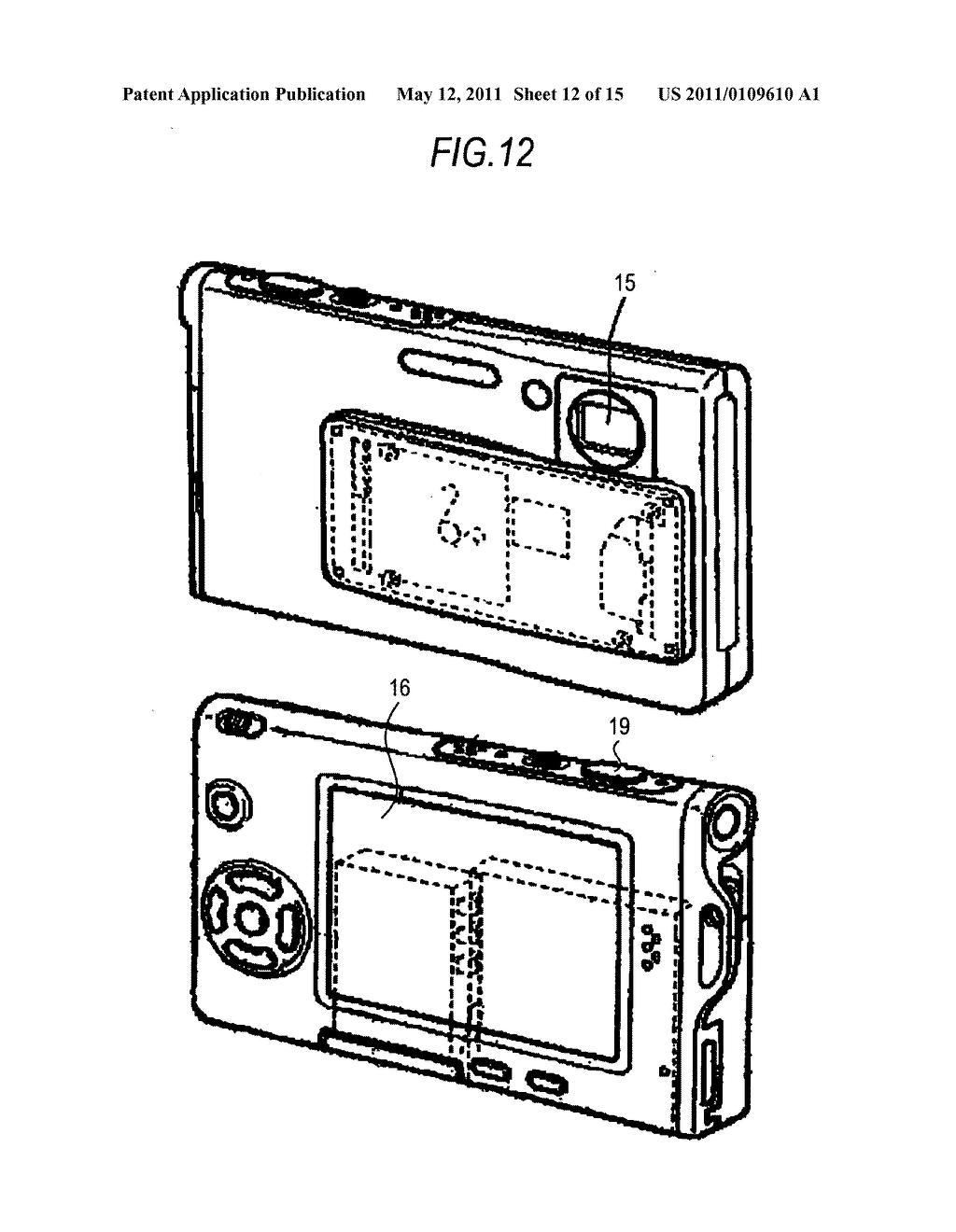 Display device and electronic apparatus - diagram, schematic, and image 13