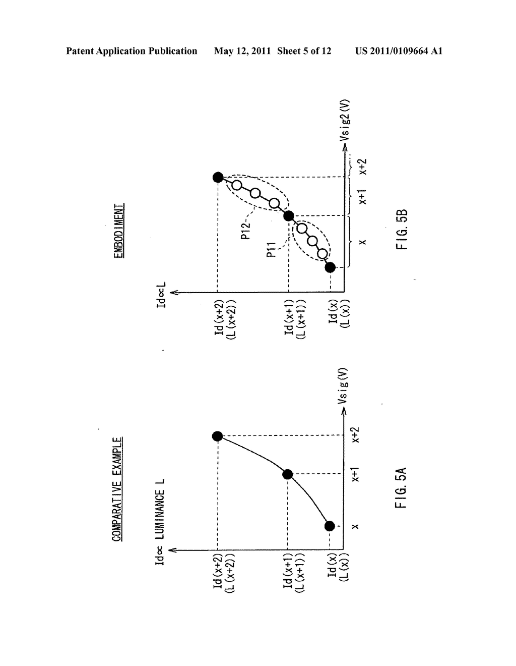 Display device, method for driving the same, and electronic unit - diagram, schematic, and image 06