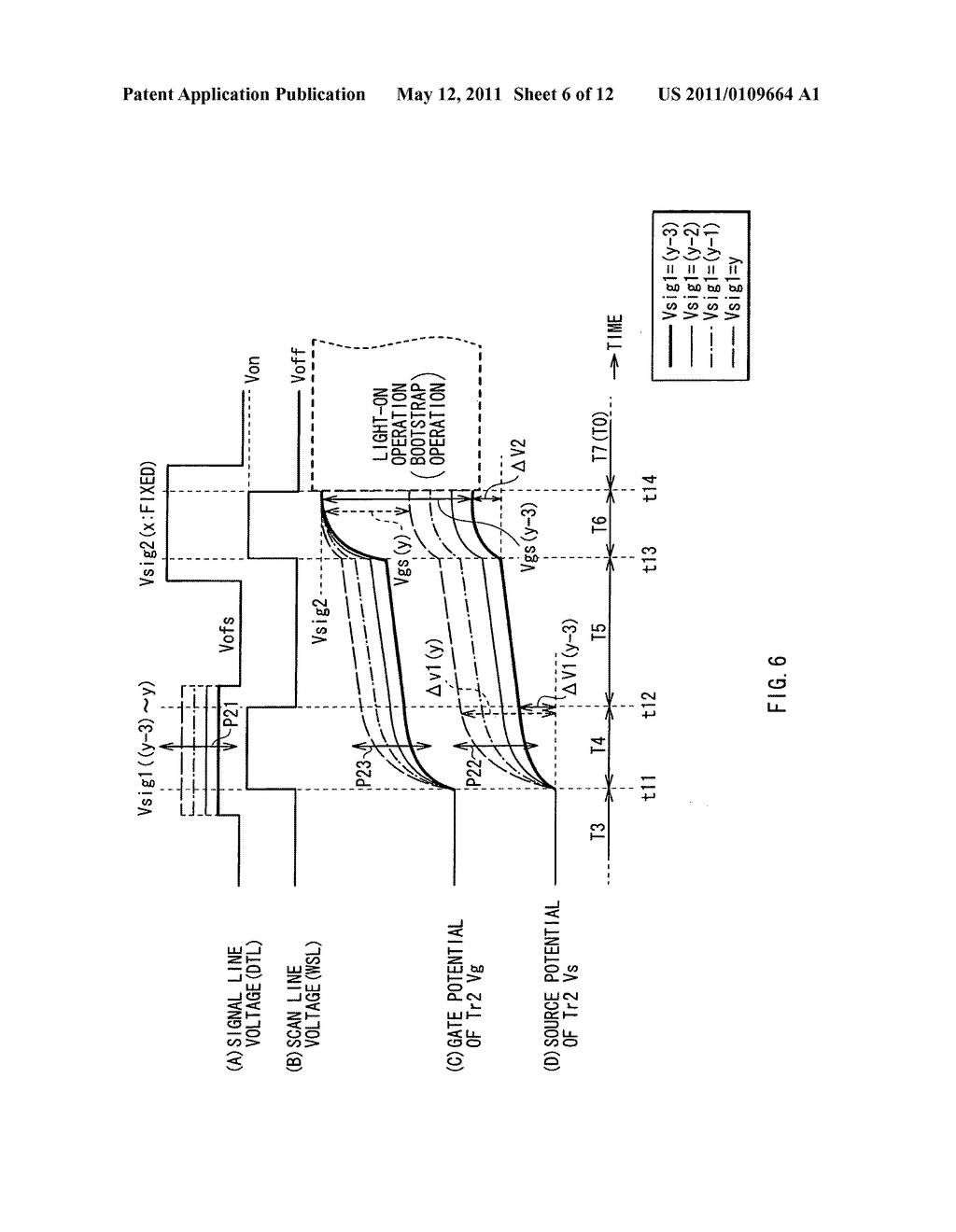 Display device, method for driving the same, and electronic unit - diagram, schematic, and image 07