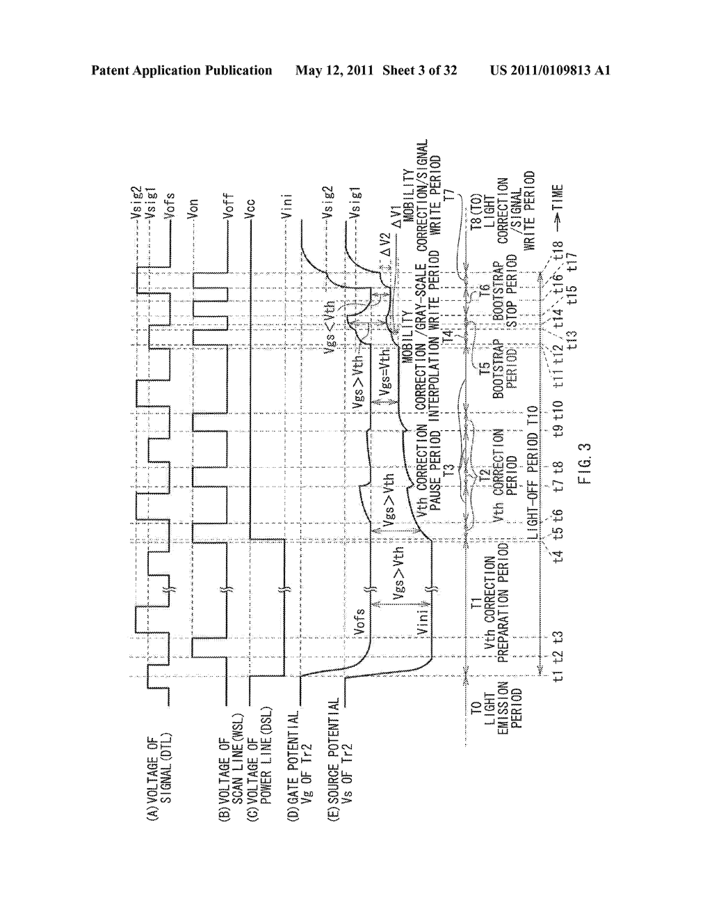 DISPLAY DEVICE AND DRIVE METHOD THEREFOR, AND ELECTRONIC UNIT - diagram, schematic, and image 04
