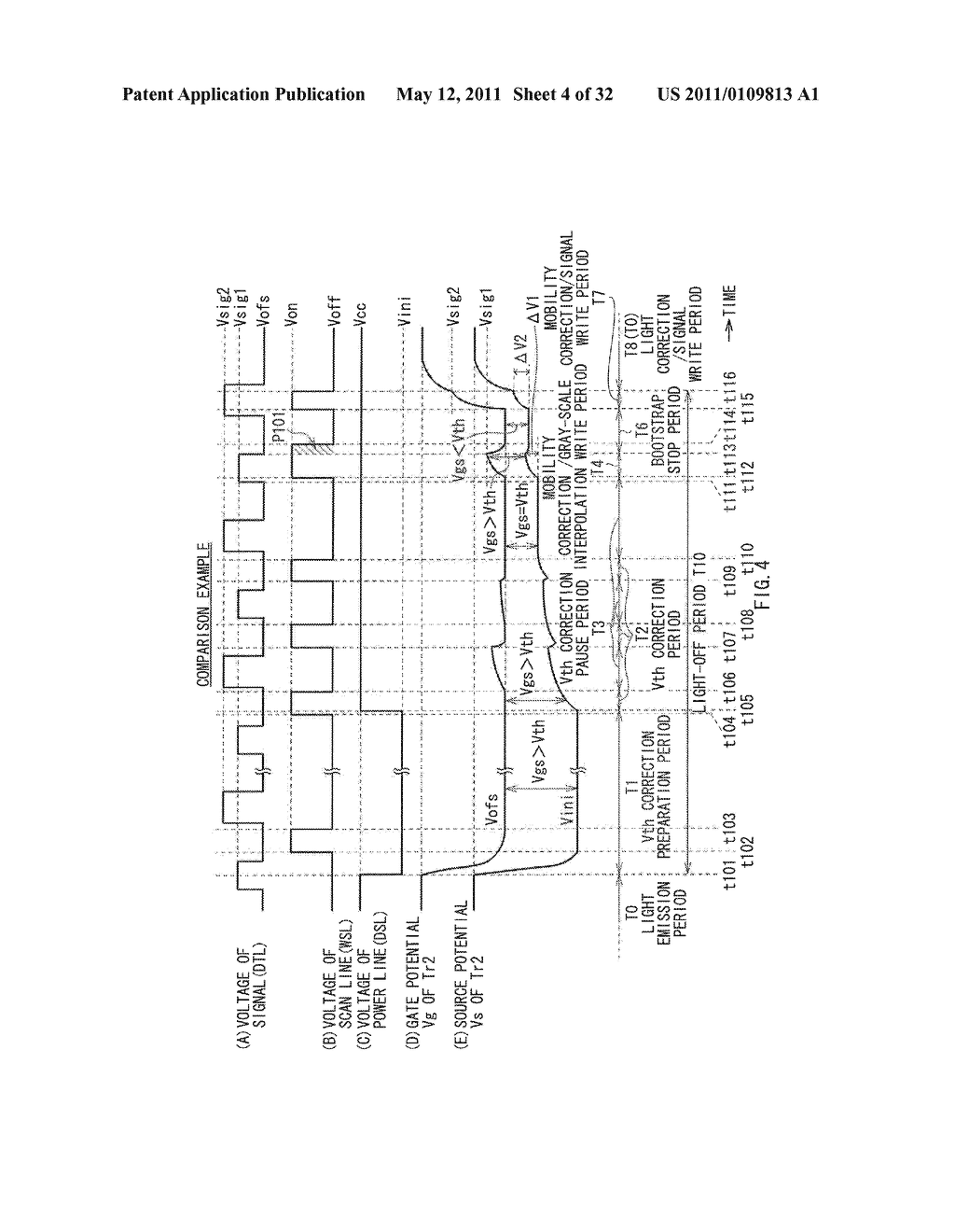 DISPLAY DEVICE AND DRIVE METHOD THEREFOR, AND ELECTRONIC UNIT - diagram, schematic, and image 05