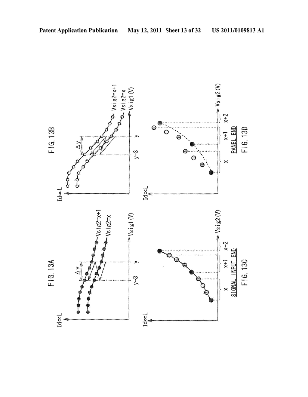 DISPLAY DEVICE AND DRIVE METHOD THEREFOR, AND ELECTRONIC UNIT - diagram, schematic, and image 14