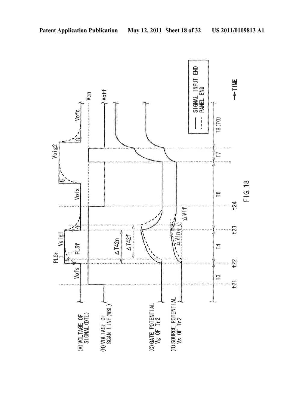 DISPLAY DEVICE AND DRIVE METHOD THEREFOR, AND ELECTRONIC UNIT - diagram, schematic, and image 19