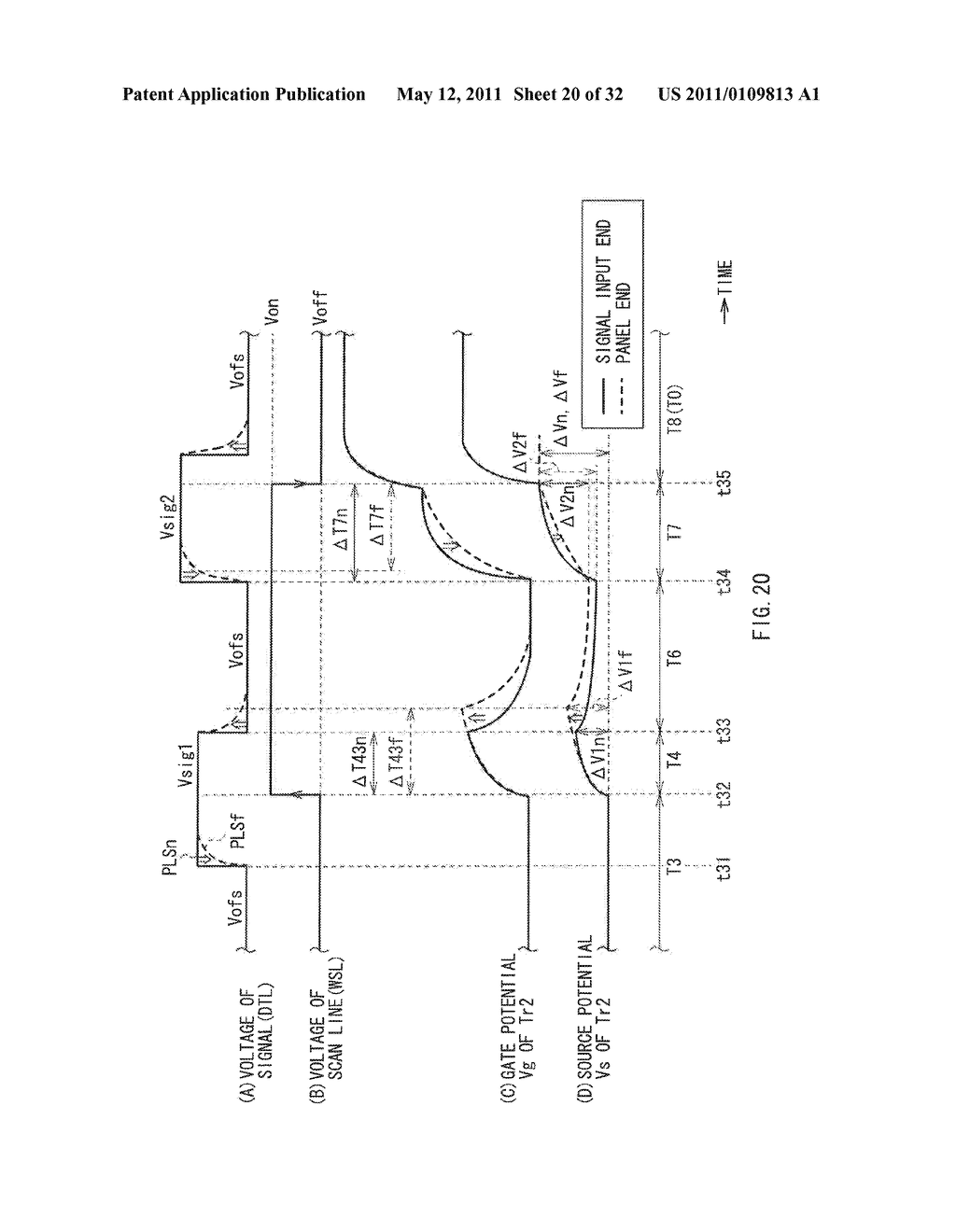 DISPLAY DEVICE AND DRIVE METHOD THEREFOR, AND ELECTRONIC UNIT - diagram, schematic, and image 21
