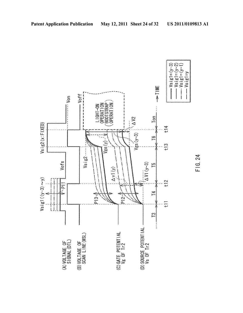 DISPLAY DEVICE AND DRIVE METHOD THEREFOR, AND ELECTRONIC UNIT - diagram, schematic, and image 25