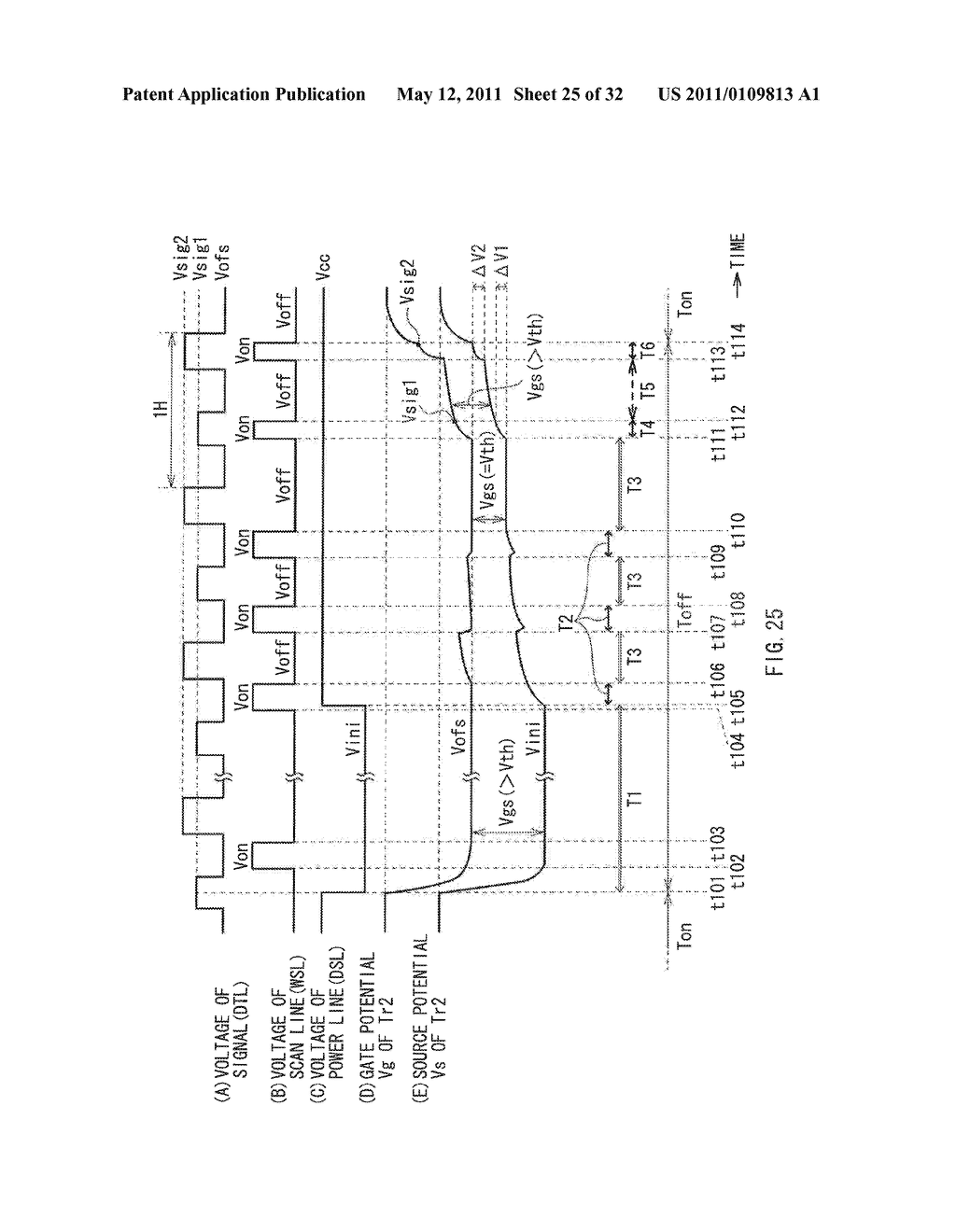 DISPLAY DEVICE AND DRIVE METHOD THEREFOR, AND ELECTRONIC UNIT - diagram, schematic, and image 26