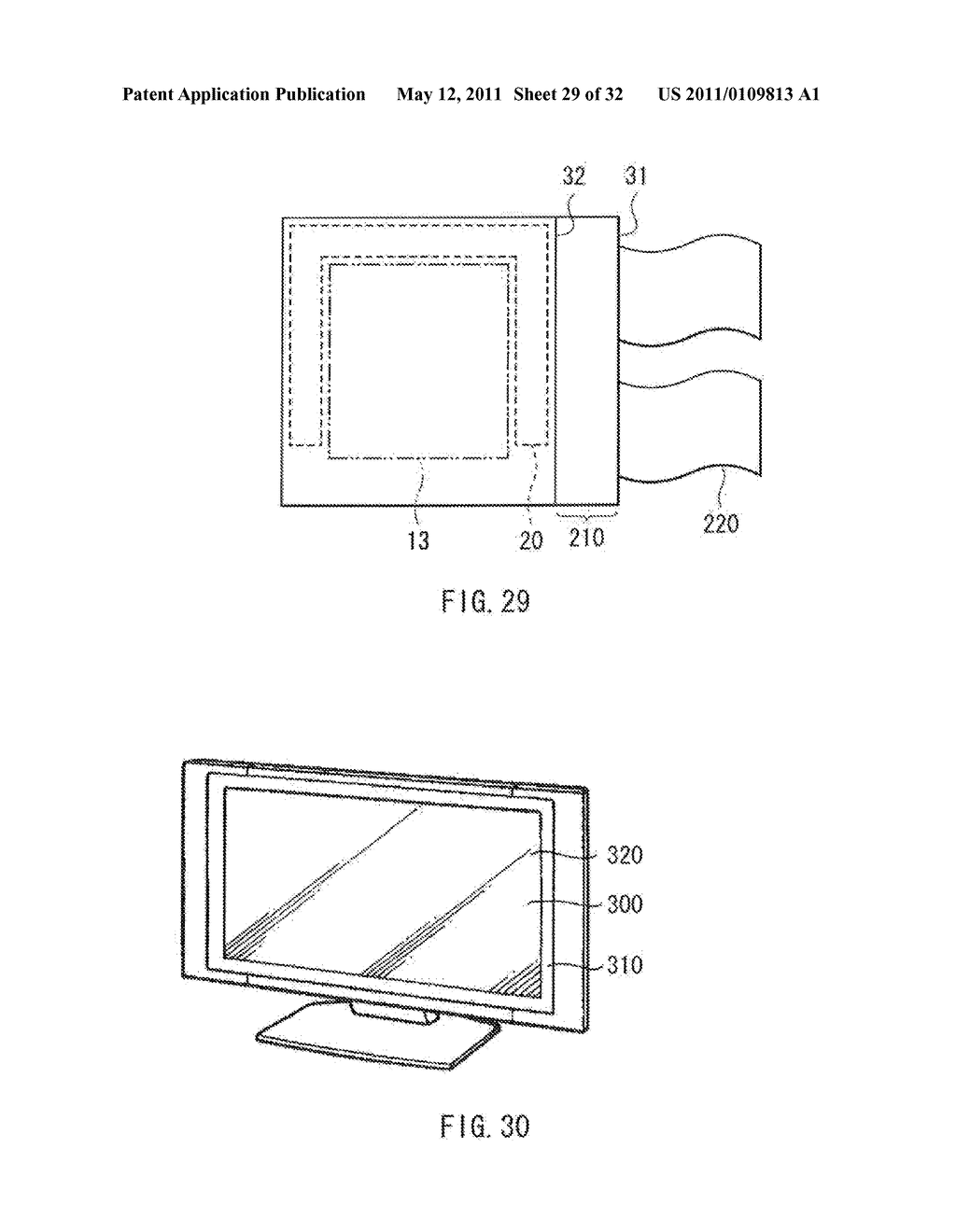 DISPLAY DEVICE AND DRIVE METHOD THEREFOR, AND ELECTRONIC UNIT - diagram, schematic, and image 30