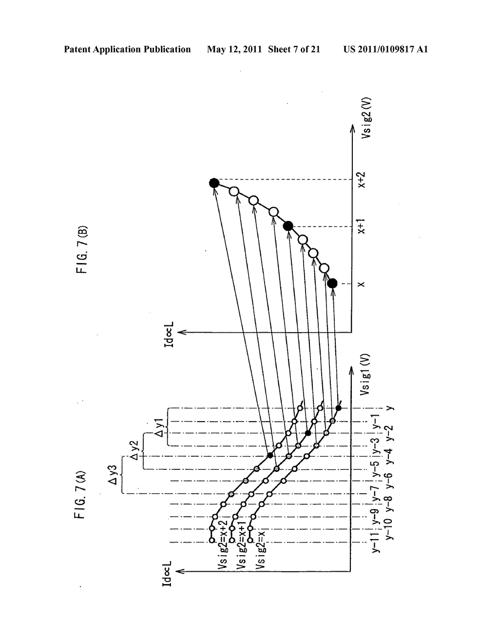 Display device, method of driving the same, and electronic unit - diagram, schematic, and image 08