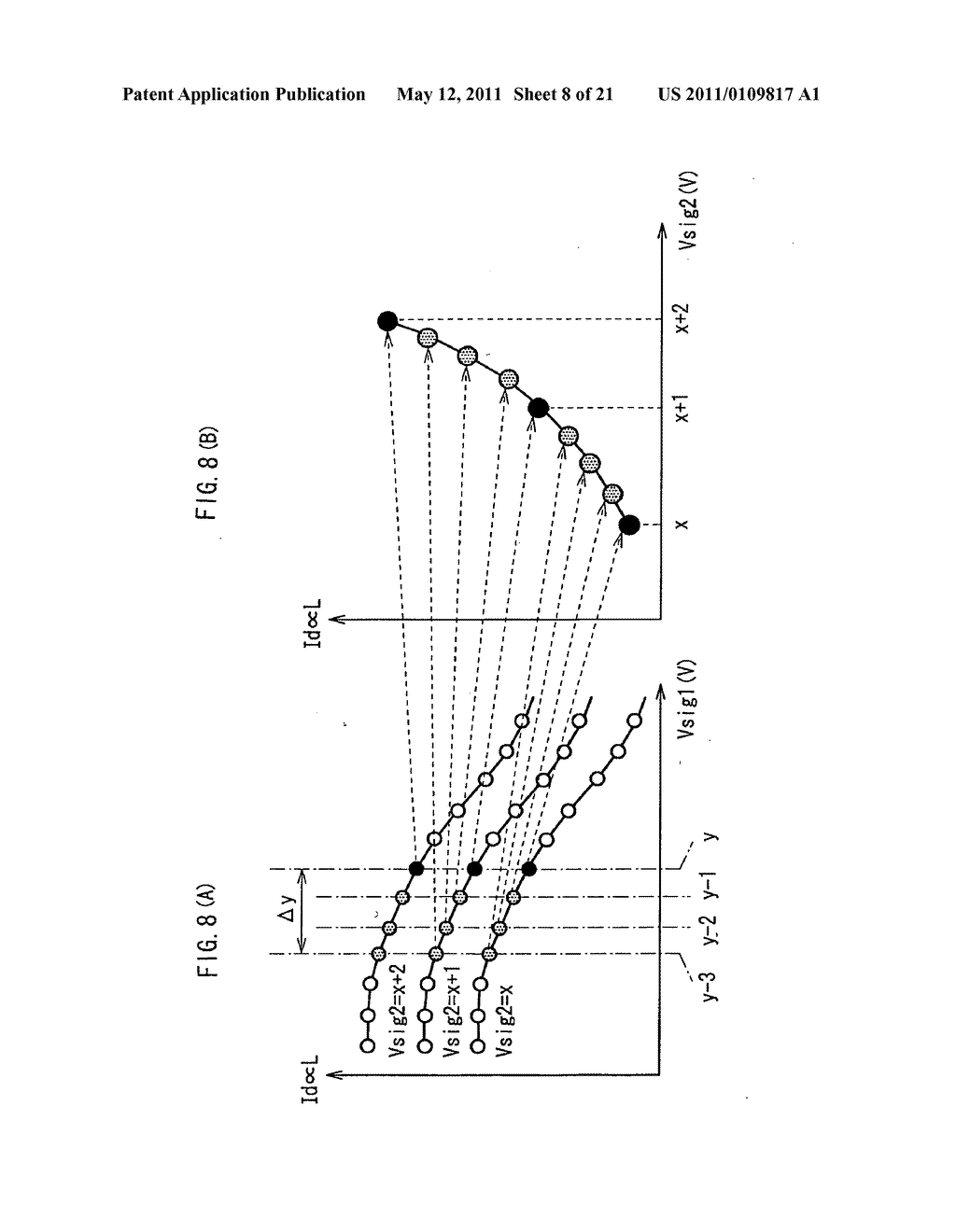 Display device, method of driving the same, and electronic unit - diagram, schematic, and image 09