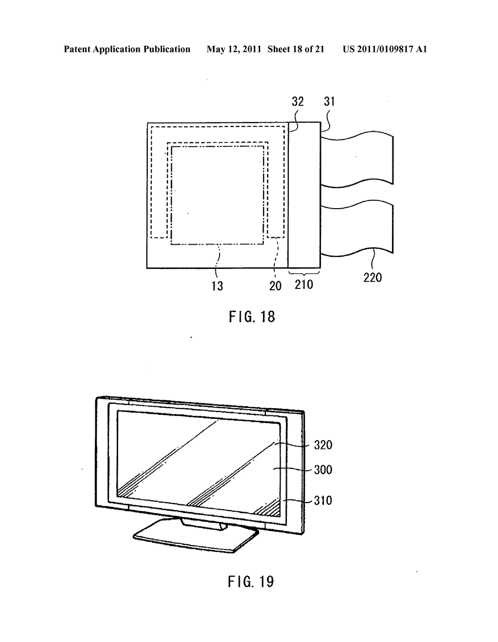 Display device, method of driving the same, and electronic unit - diagram, schematic, and image 19