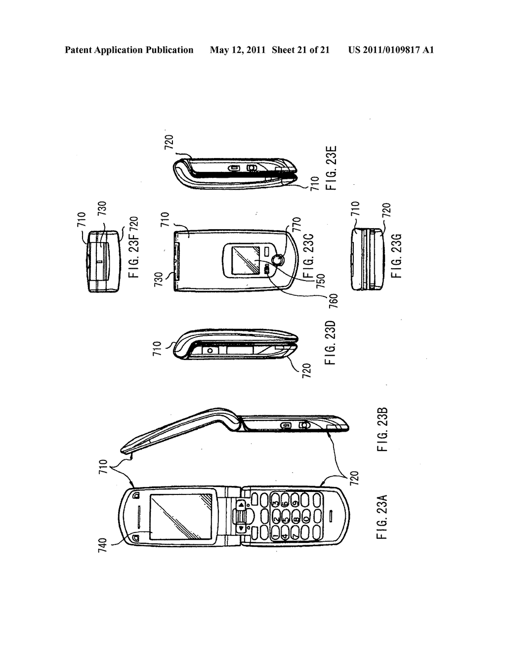 Display device, method of driving the same, and electronic unit - diagram, schematic, and image 22