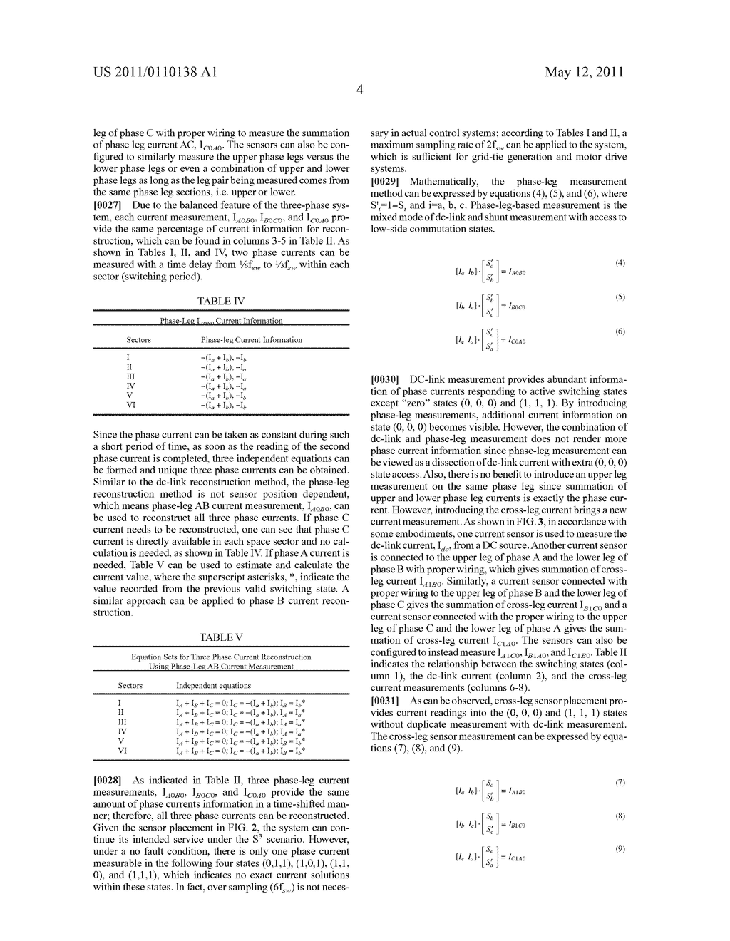 Methods and Systems for Phase Current Reconstruction of AC Drive Systems - diagram, schematic, and image 13