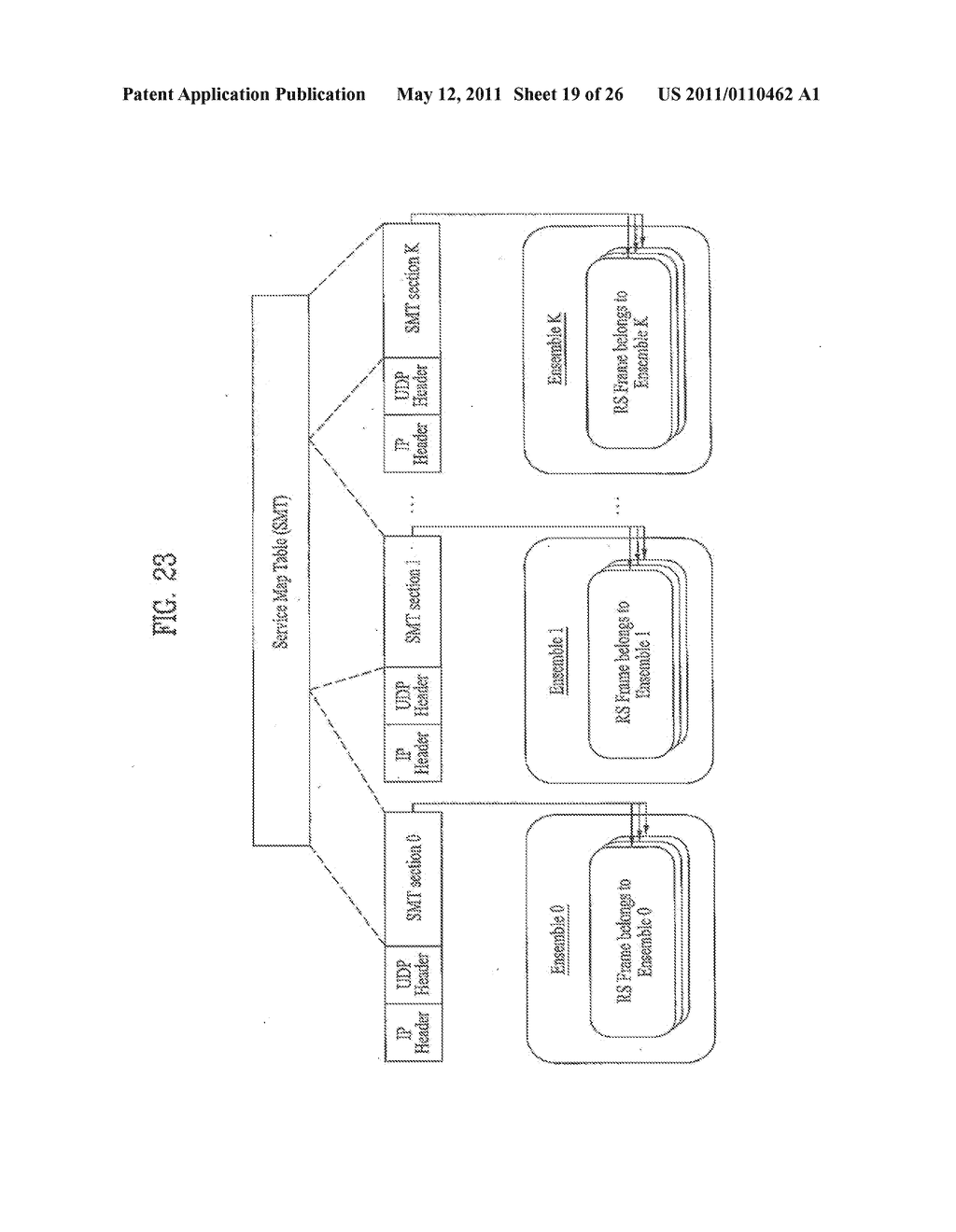 DIGITAL BROADCASTING SYSTEM AND METHOD OF PROCESSING DATA IN DIGITAL BROADCASTING SYSTEM - diagram, schematic, and image 20