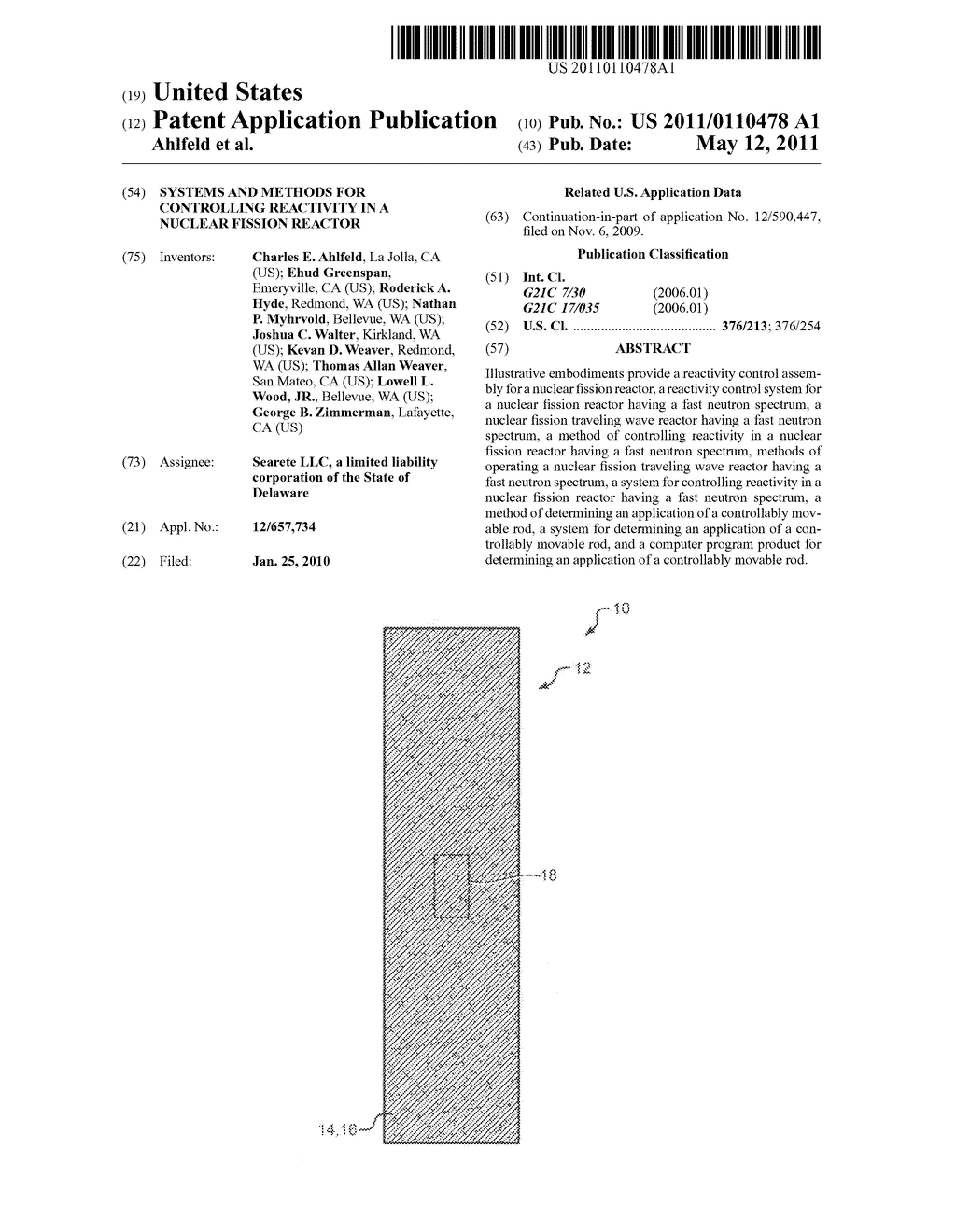 Systems and methods for controlling reactivity in a nuclear fission reactor - diagram, schematic, and image 01