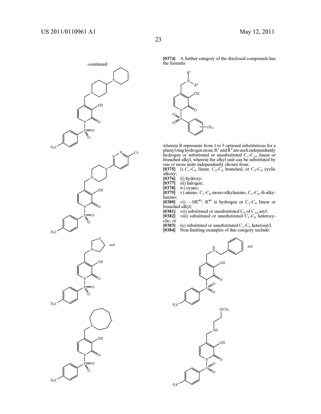 PROLYL HYDROXYLASE INHIBITORS - diagram, schematic, and image 38