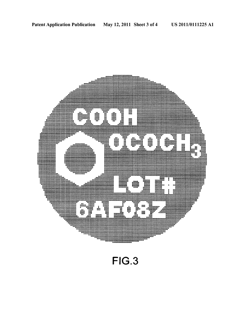 Extruded Filament Having High Definition Cross-Sectional Indicia/Coding, Microscopic Tagging System Formed Therefrom and Method of Use Thereof for Anti-Counterfeiting of Product Authentication - diagram, schematic, and image 04