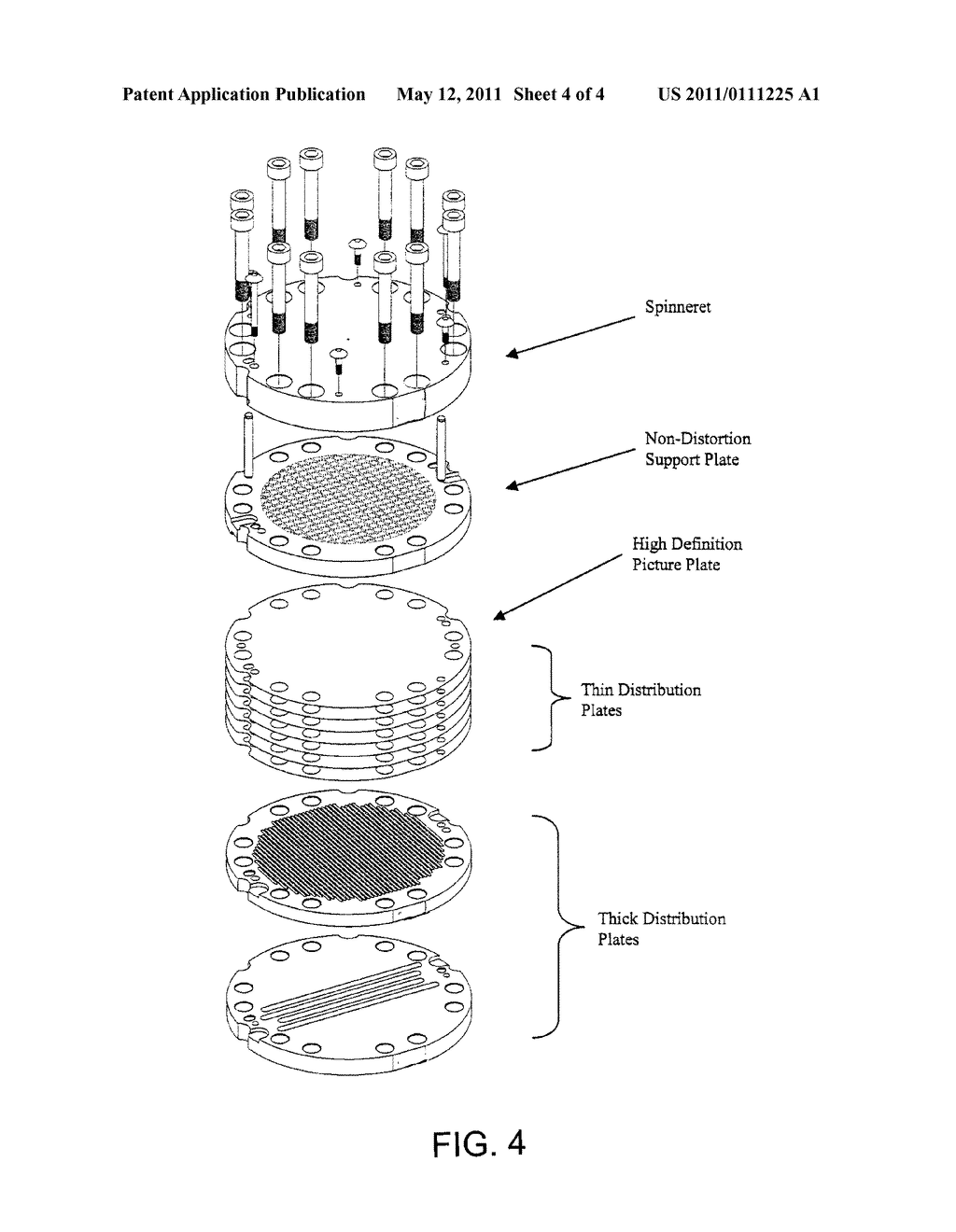 Extruded Filament Having High Definition Cross-Sectional Indicia/Coding, Microscopic Tagging System Formed Therefrom and Method of Use Thereof for Anti-Counterfeiting of Product Authentication - diagram, schematic, and image 05