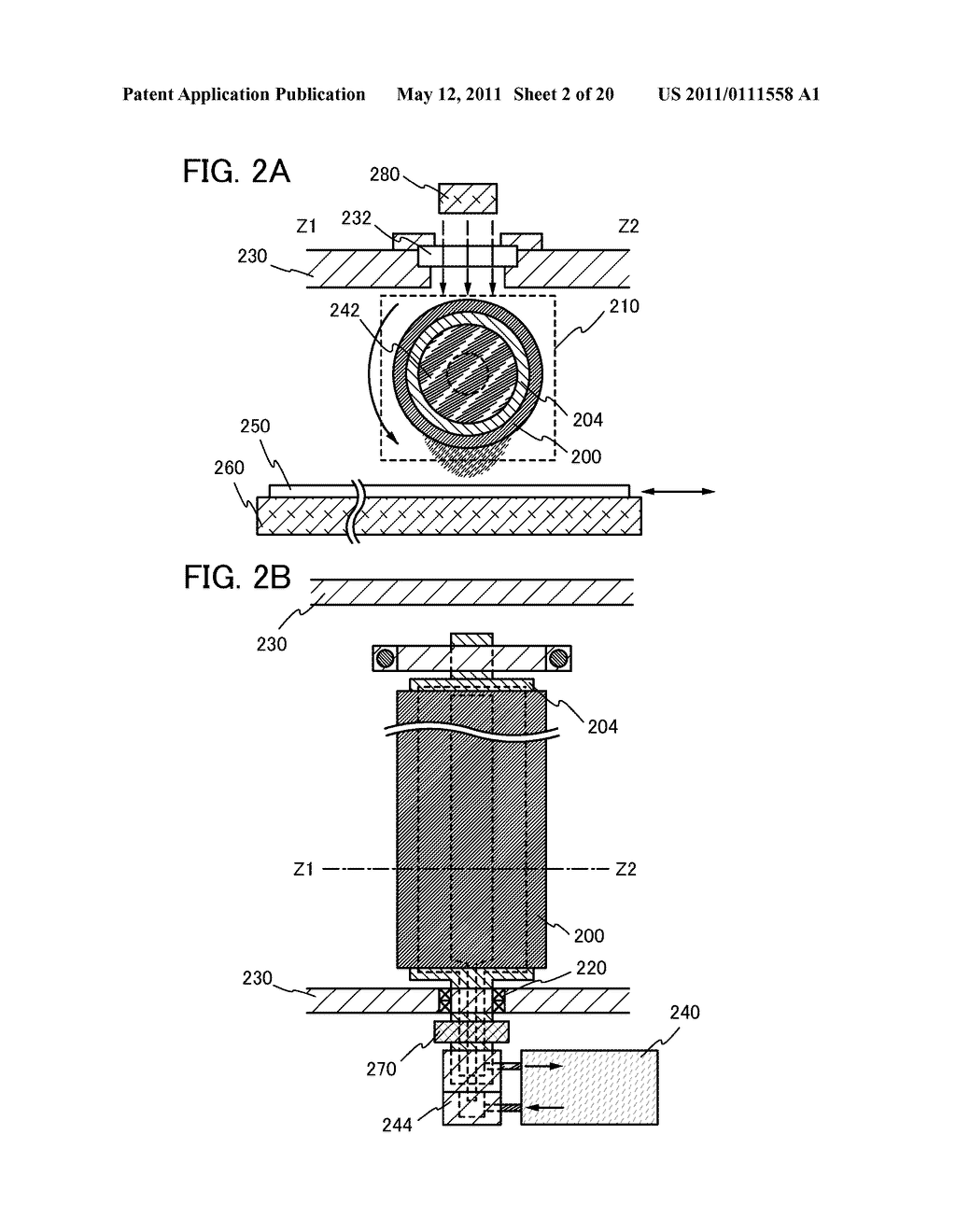 METHOD FOR MANUFACTURING SEMICONDUCTOR ELEMENT AND SEMICONDUCTOR DEVICE, AND DEPOSITION APPARATUS - diagram, schematic, and image 03