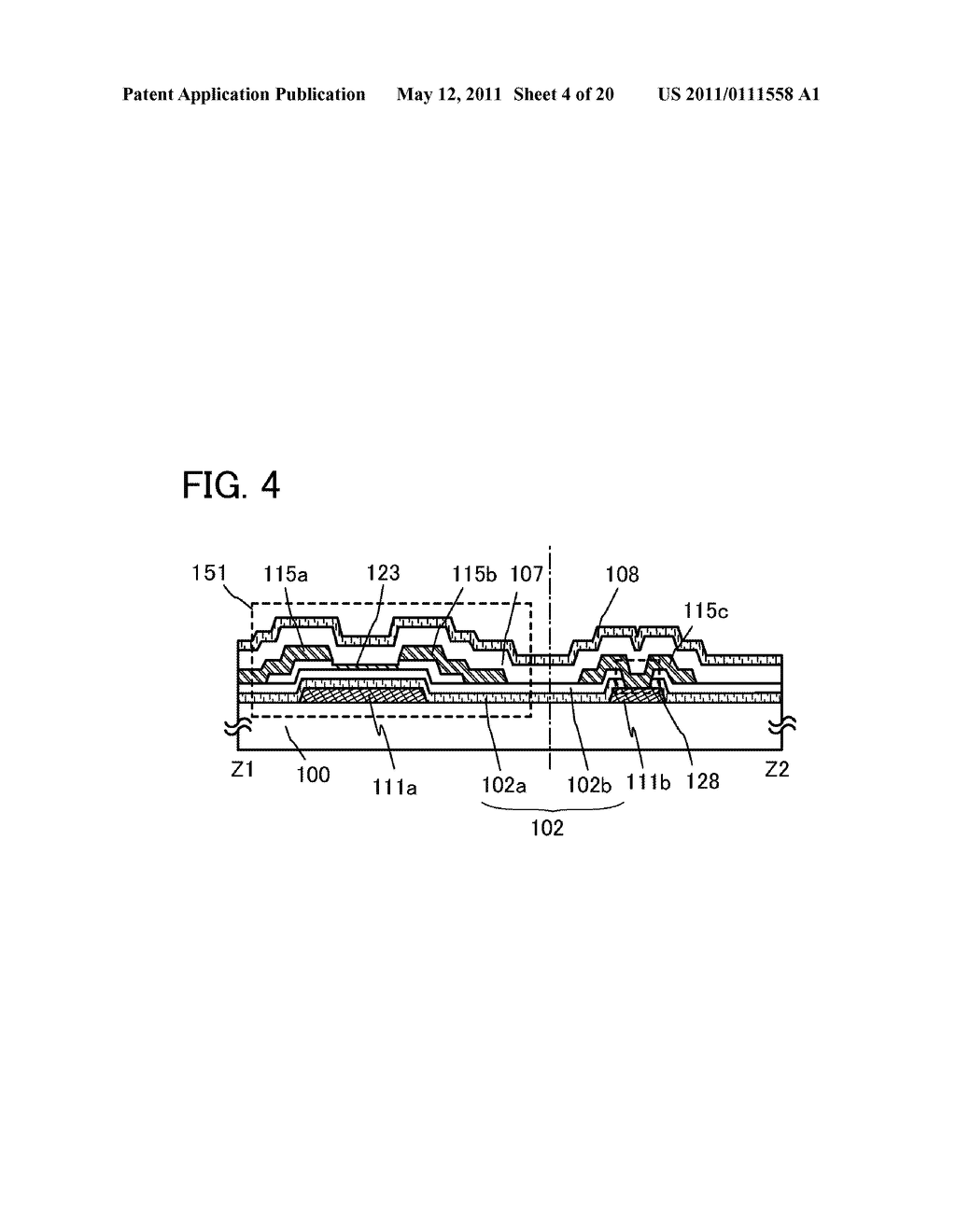 METHOD FOR MANUFACTURING SEMICONDUCTOR ELEMENT AND SEMICONDUCTOR DEVICE, AND DEPOSITION APPARATUS - diagram, schematic, and image 05