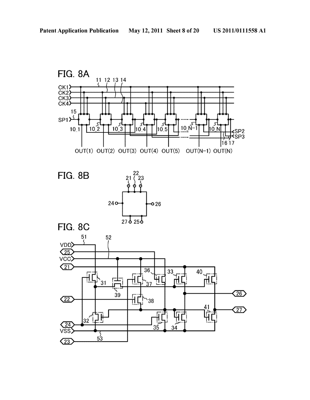METHOD FOR MANUFACTURING SEMICONDUCTOR ELEMENT AND SEMICONDUCTOR DEVICE, AND DEPOSITION APPARATUS - diagram, schematic, and image 09