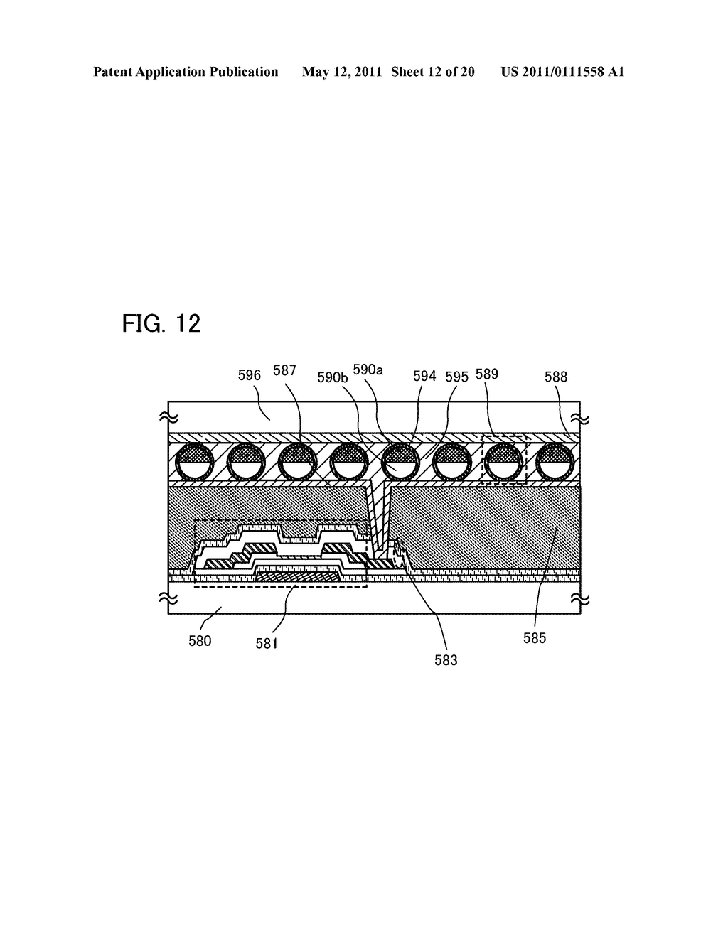 METHOD FOR MANUFACTURING SEMICONDUCTOR ELEMENT AND SEMICONDUCTOR DEVICE, AND DEPOSITION APPARATUS - diagram, schematic, and image 13