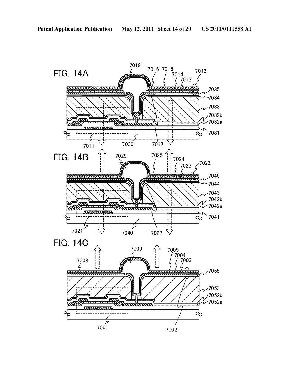 METHOD FOR MANUFACTURING SEMICONDUCTOR ELEMENT AND SEMICONDUCTOR DEVICE, AND DEPOSITION APPARATUS - diagram, schematic, and image 15