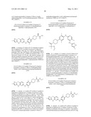 PYRIMIDINE DERIVATIVES AS KINASE INHIBITORS diagram and image