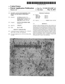 FOAMING AGENTS FOR THERMOPLASTIC RESINS AND METHOD OF PREPARING SAME diagram and image