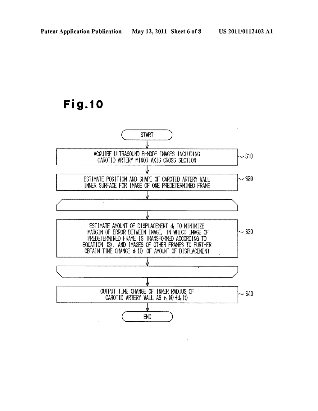 IMAGE PROCESSING APPARATUS, IMAGE PROCESSING PROGRAM, STORAGE MEDIUM AND ULTRA-SONOGRAPH - diagram, schematic, and image 07