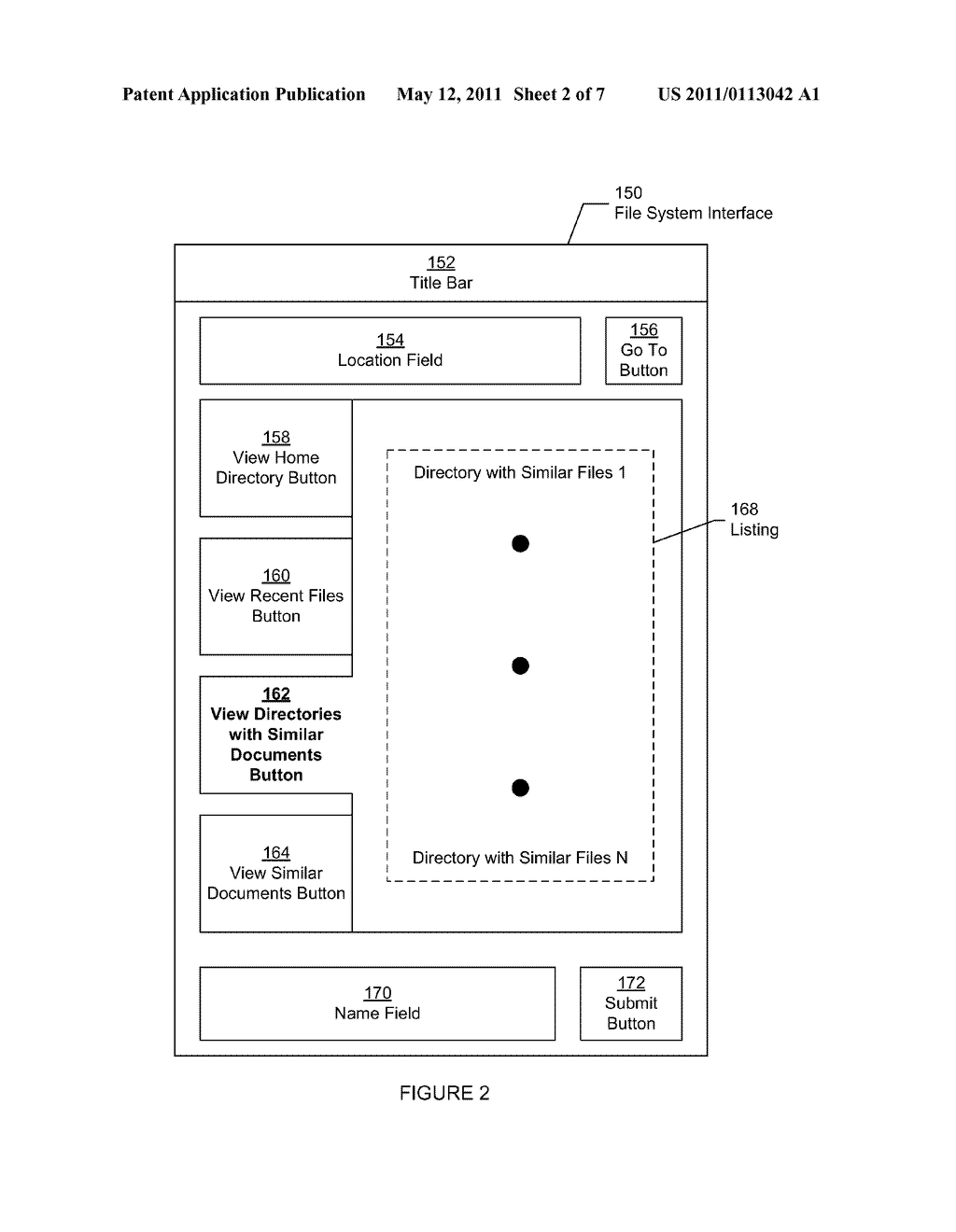 METHOD AND SYSTEM FOR ACCESSING A FILE SYSTEM - diagram, schematic, and image 03