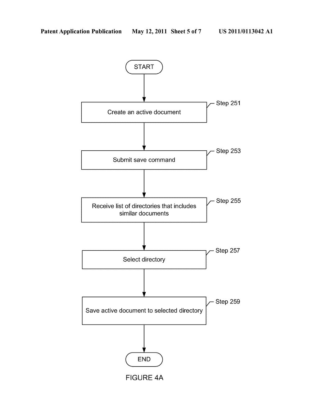 METHOD AND SYSTEM FOR ACCESSING A FILE SYSTEM - diagram, schematic, and image 06