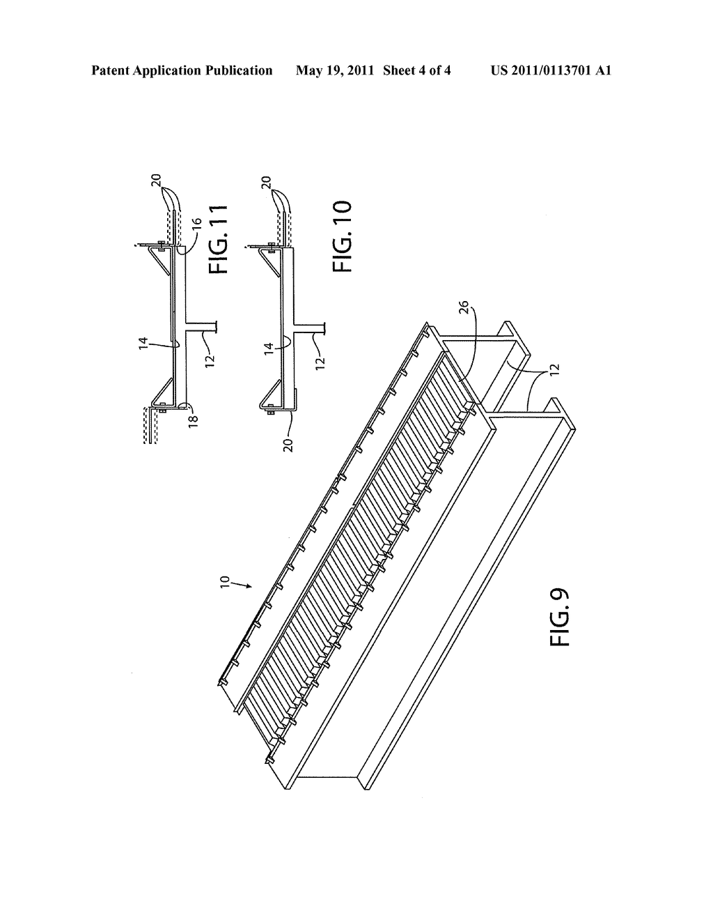 Device For Attaching Haunch Carrier To A Bridge Beam Member Diagram Schematic And Image 05